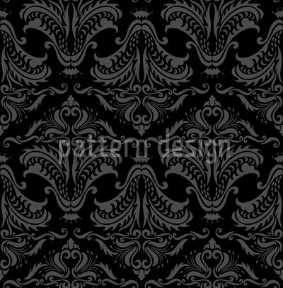 Opulence Gothic Vector Ornament