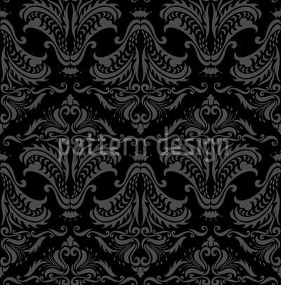 Opulenz Gotik Vektor Ornament