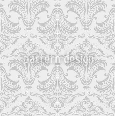 Damask Opulence Vector Pattern