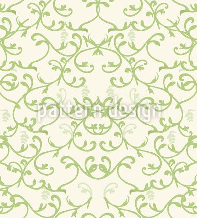 Rank Frei Muster Design