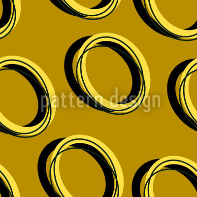Ringherrschaft Muster Design