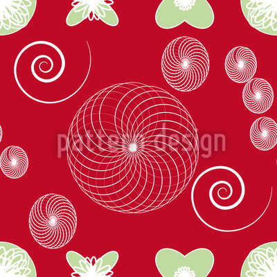 Wonder World Pattern Design