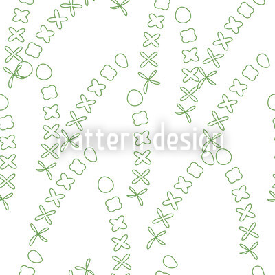 Transflora Vektor Muster