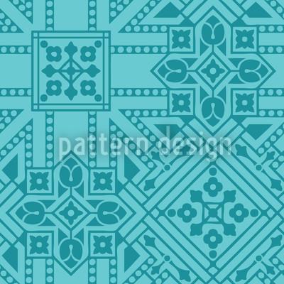 Persepolis Traum Vektor Muster