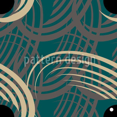 Eyes Up Seamless Vector Pattern