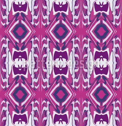 Ultrasonic Pink Vector Design