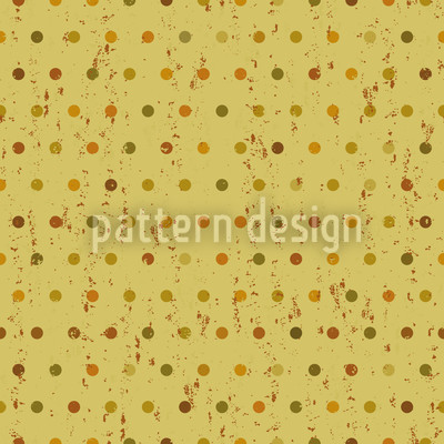 Retro Polkadots Design Pattern