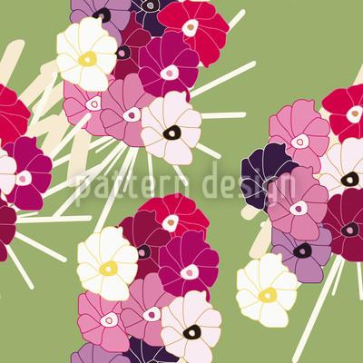 Japanblumen Rapport