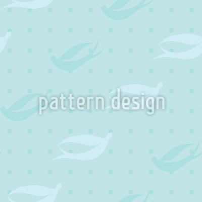 Schwalben Tagtraum Muster Design