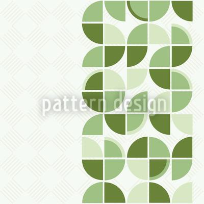 Retropolis Grün Vektor Design