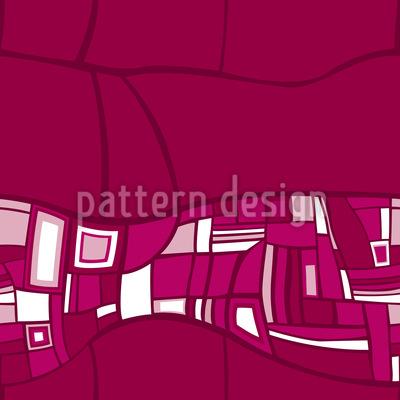 Stilismo Pink Designmuster