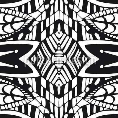 König Von Togo Rapportiertes Design