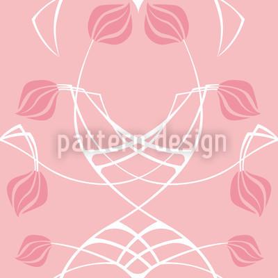 Arwens Dream Rosa Vektor Muster