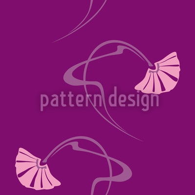 Burlesque Purple Vector Design