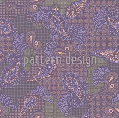 Oriental Fairytales Pattern Design