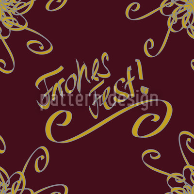 Holy Days Brown Vector Design