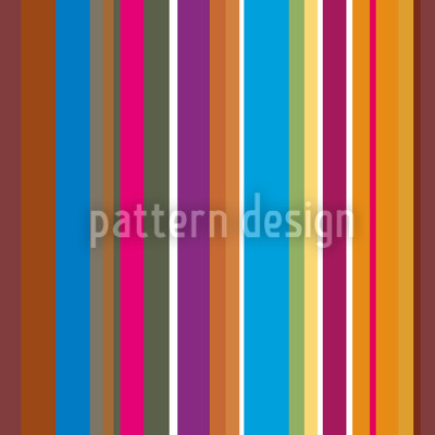 Colorful Stripes Repeat Pattern