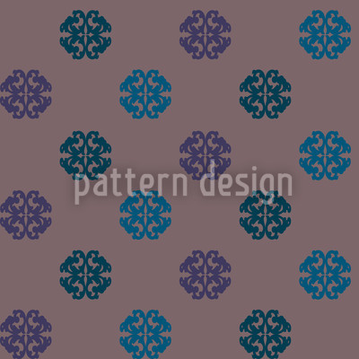 Perhaps Brown Pattern Design