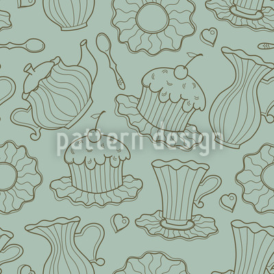 Hen Party Green Design Pattern