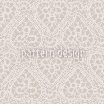 Bewildered Hearts Sand Pattern Design