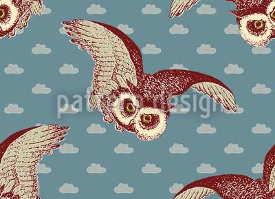 Nachtexpress Muster Design