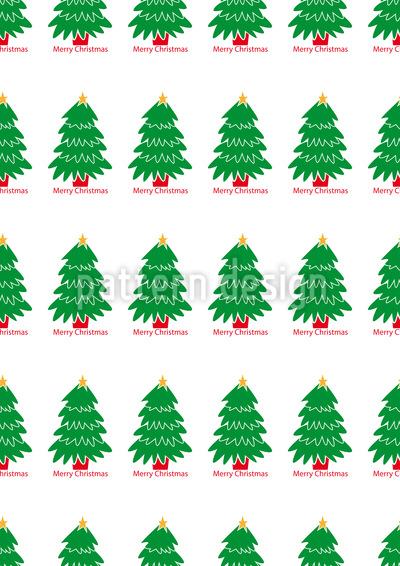 Weihnachtsbaum Parade Vektor Ornament