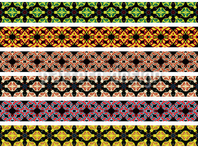 Bordura Seamless Pattern