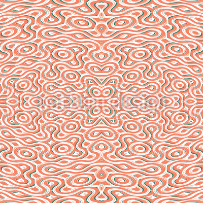 Optical Illusion Repeat Pattern