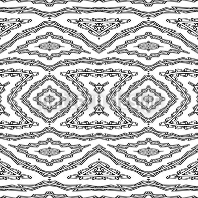 Omis Sticken Muster Design