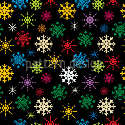 Snowflake Variations Repeat