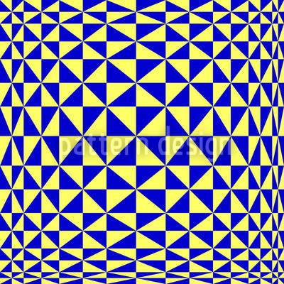 Dreieckig Geometrisch Vektor Muster