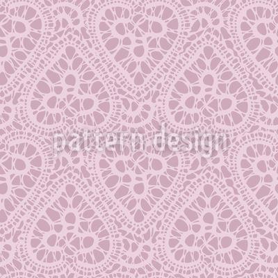 Bewildered Hearts Pattern Design