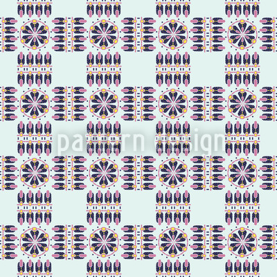 Decorative Order Vector Pattern