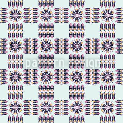 Dekorative Ordnung Vektor Muster