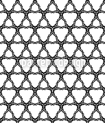 Monokini Repeating Pattern