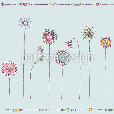Wiesenzauber Muster Design