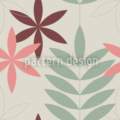 Encore Floral Design Pattern