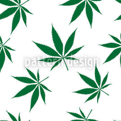 Cannabis Repeating Pattern