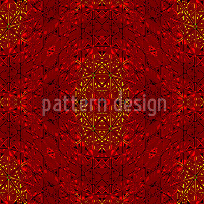 Eye Of Fire Pattern Design