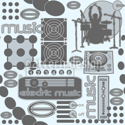 Electric Music Design Pattern