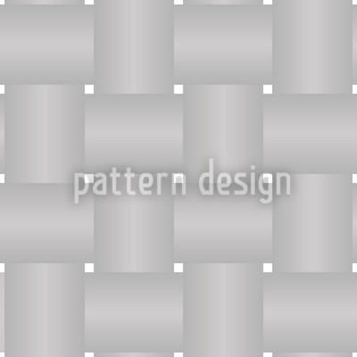 Intertwined Silver Pattern Design