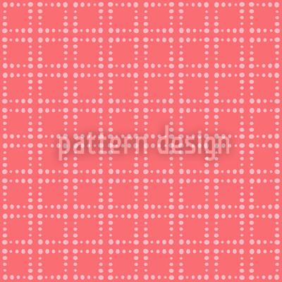 Bar Flamingo Seamless Vector Pattern