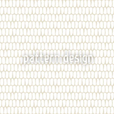 Scale Skin White Pattern Design