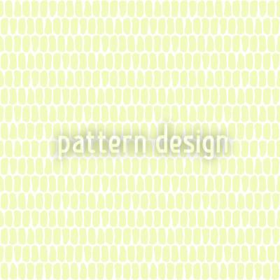 Schuppenkleid Gelb Musterdesign