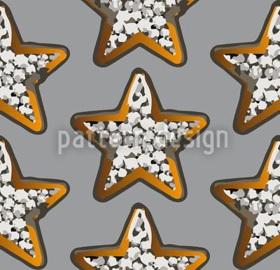 Cinnemon Stars Design Pattern