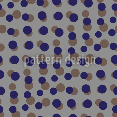 Dotty Grey Seamless Pattern