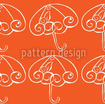Schirmherrschaft Muster Design