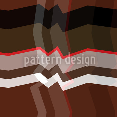 Drapery Seamless Vector Pattern