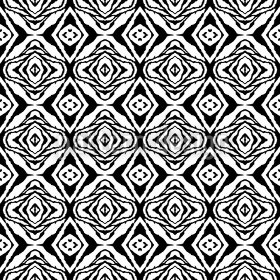 New Orleans Seamless Vector Pattern