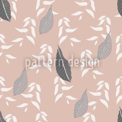 Blätter Aus Johannesburg Nahtloses Muster